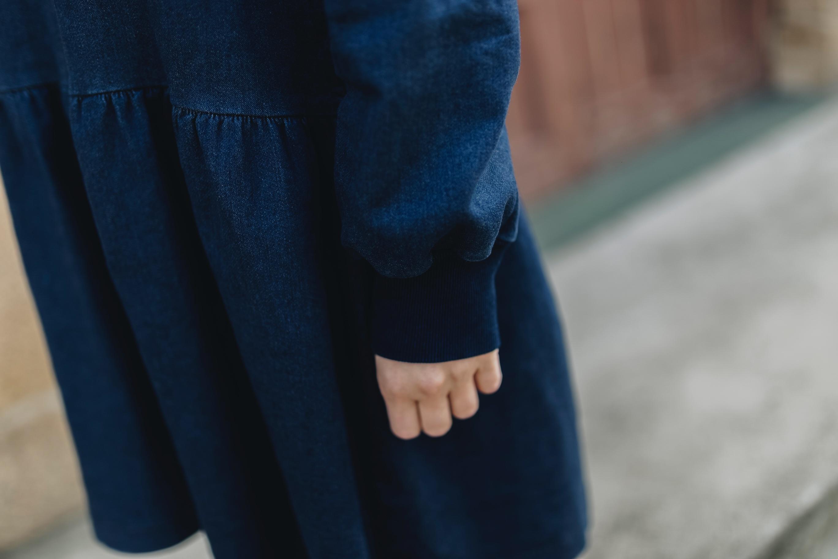 vestido vaquero-zara-fashion-blogger-coruña-descalzaporelparque