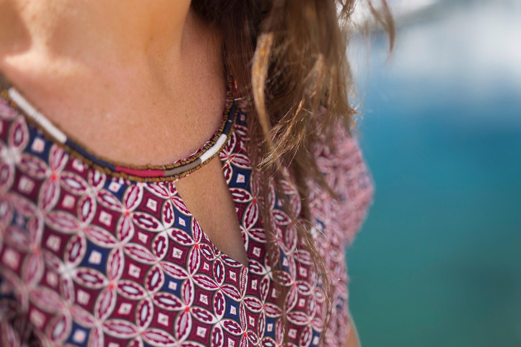 C&A dress- vestido largo- C and A- descalzaporelparque- fashion-moda-blogger- alba cuesta