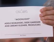 Los Oscar 2017 serán recordados