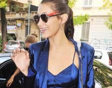 Consigue el look de Bella Hadid