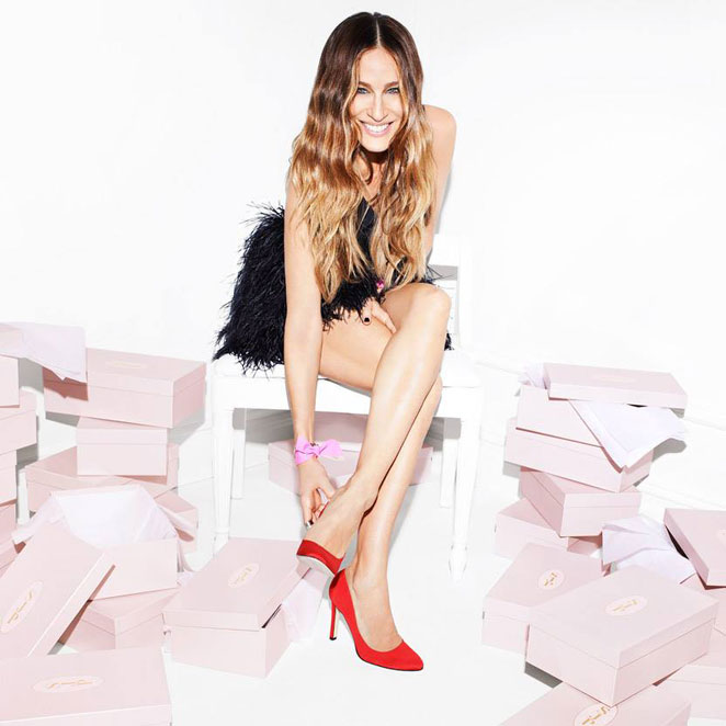 sarah jessica parker diario business woman