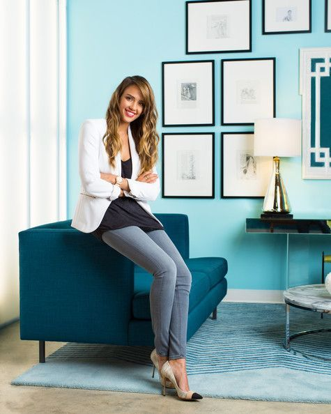 jessica alba diario de una business woman