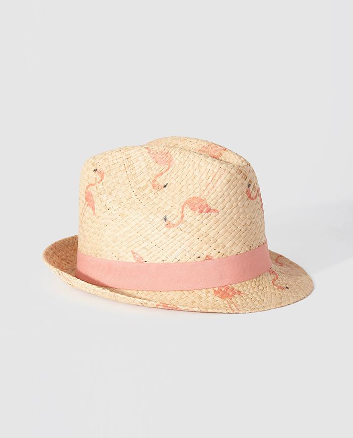 sombrero flamencos el corte ingles