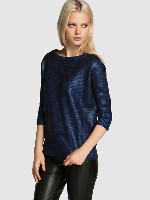 Jersey azul de Tintoretto