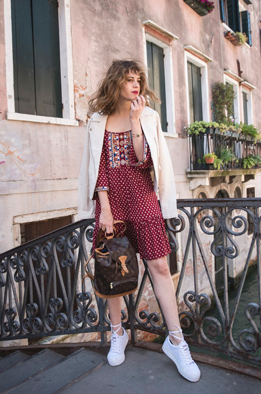 venecia-vestido-dress-formulajoven-tintoretto-corteingles-senakers-bronde-louisvuitton-bagpack-13
