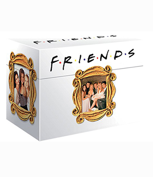 friends serie completa