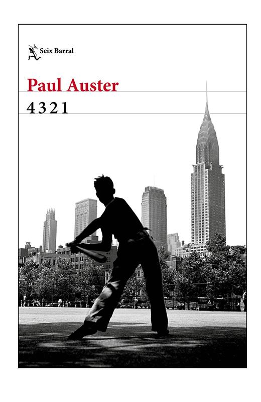 4 3 2 1 de Paul Auster