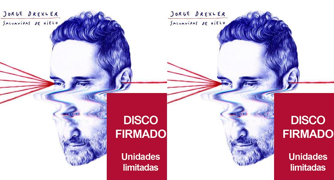 jorge drexler disco