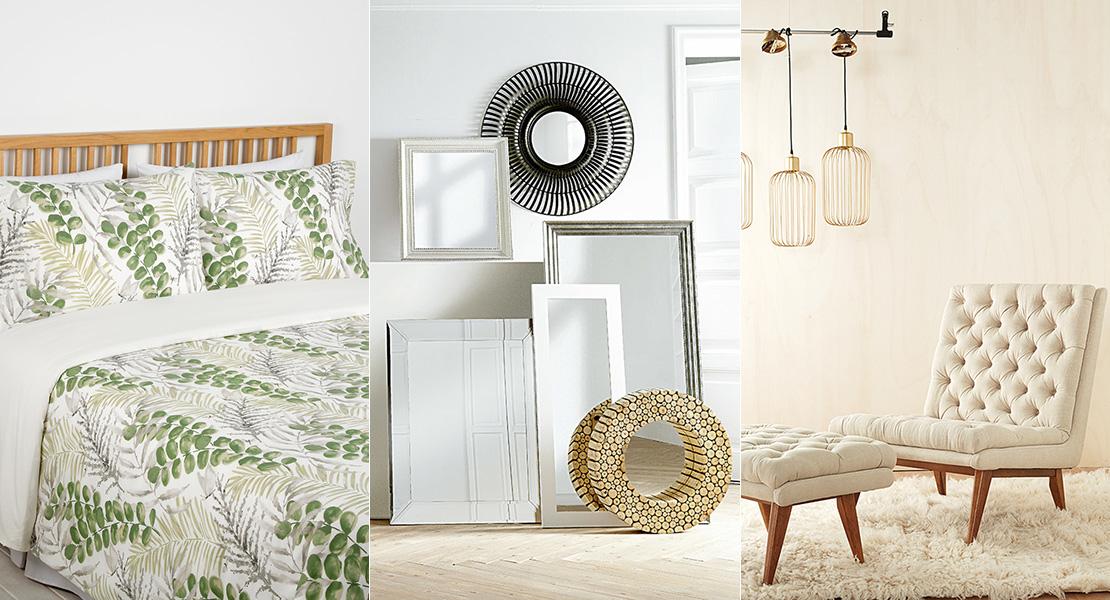 10 aliados de decoración para tu hogar