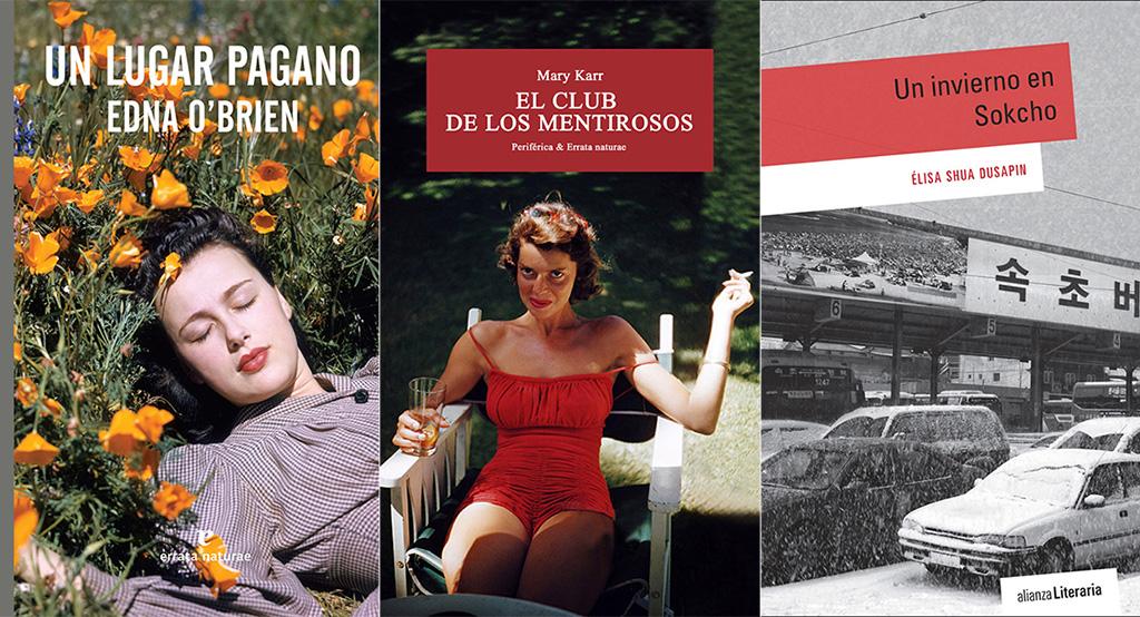 10 libros con los que unirte al movimiento leoautoras - Entradas elcorte ingles ...
