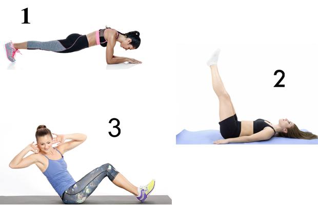 Rutina de ejercicios para un abdomen perfecto