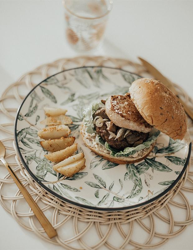 Recetas de hamburguesas ricas