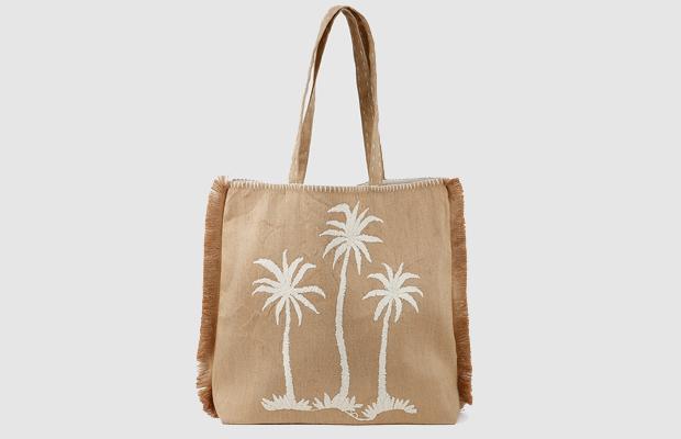Maleta de vacaciones: Bolsa para la playa de Énfasis