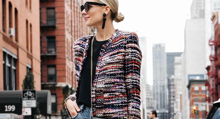 ¡Todo al tweed! Apuesta por el tejido más elegante de la temporada-4181-stylelovely
