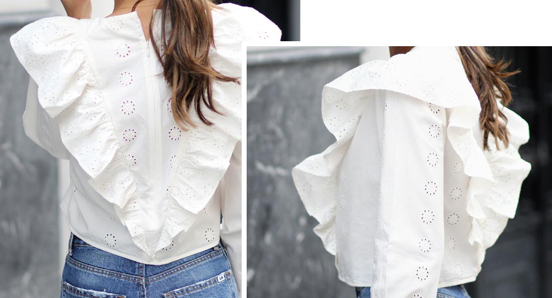 Las blusas que llevarás de día y de noche