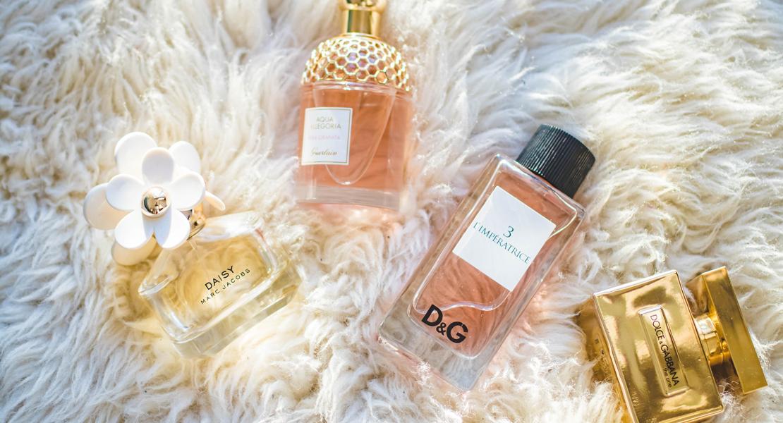Los perfumes más vendidos