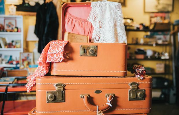 maleta de Semana Santa