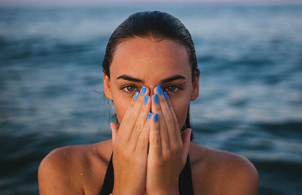 manicura para verano