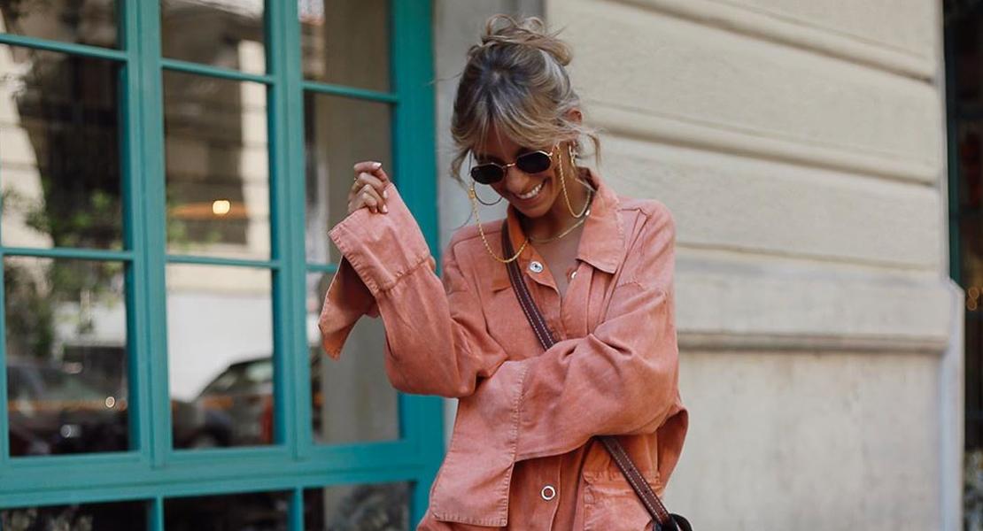 Paula Argüelles con gafas de sol para verano