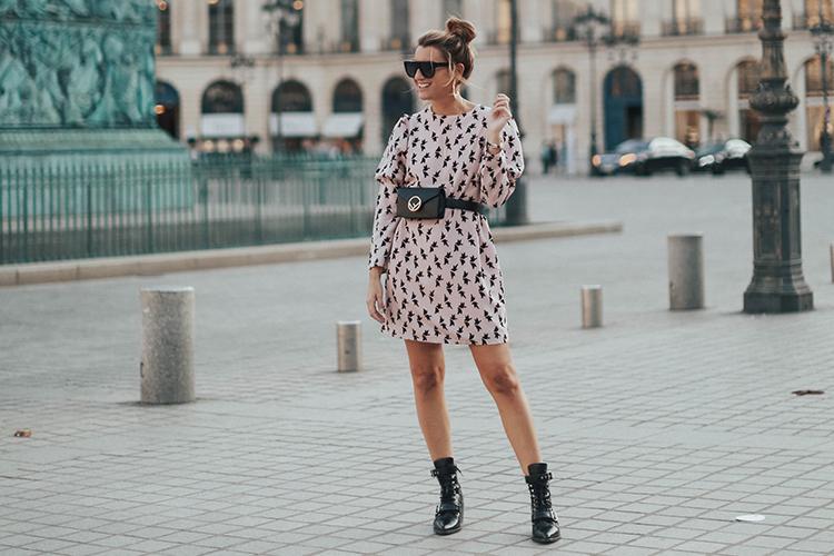 Accesorios de street style: riñoneras