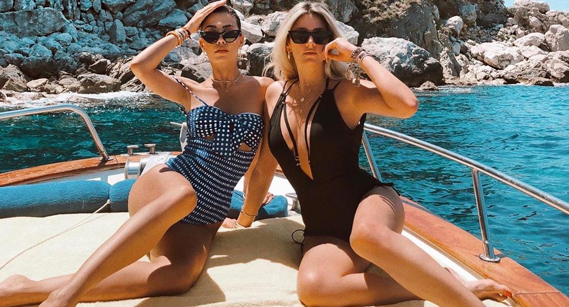 foto en barco