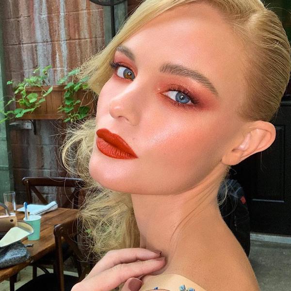 kate bosworth maquillaje de ojos