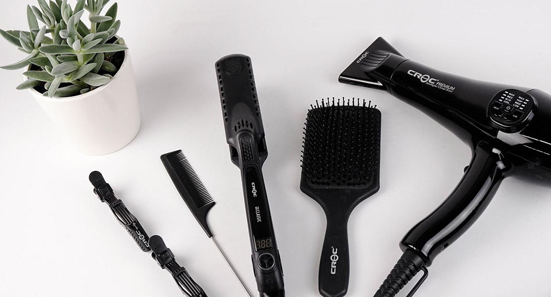 Utensilios para el cabello