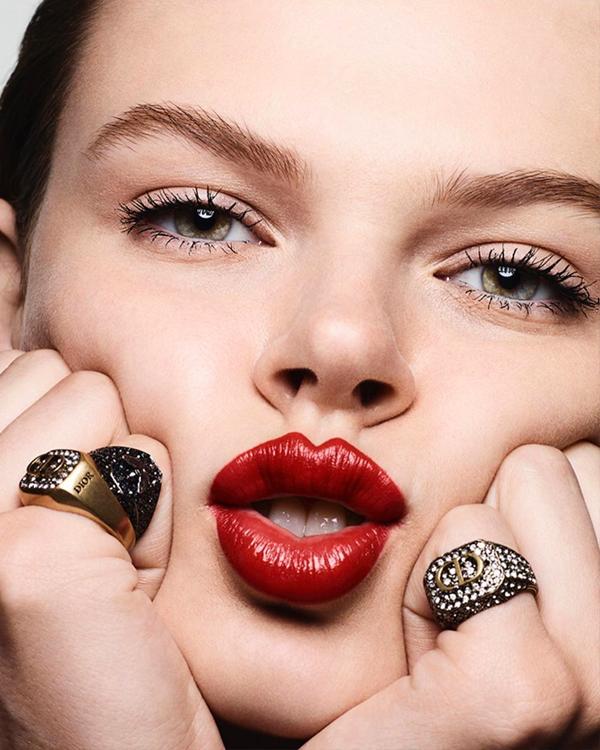 dior labios rojos clasicos