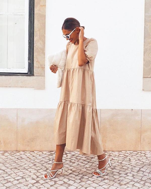 tendencias de otono 2019 total look beige bridalada