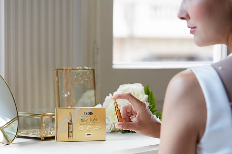 isdinceuticals para preparar tu piel