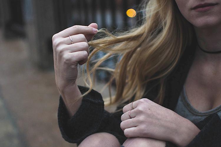 caida de cabello cuidados de pelo en otono