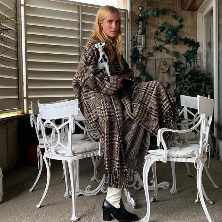 Instagram Blanca Miró prendas oversize