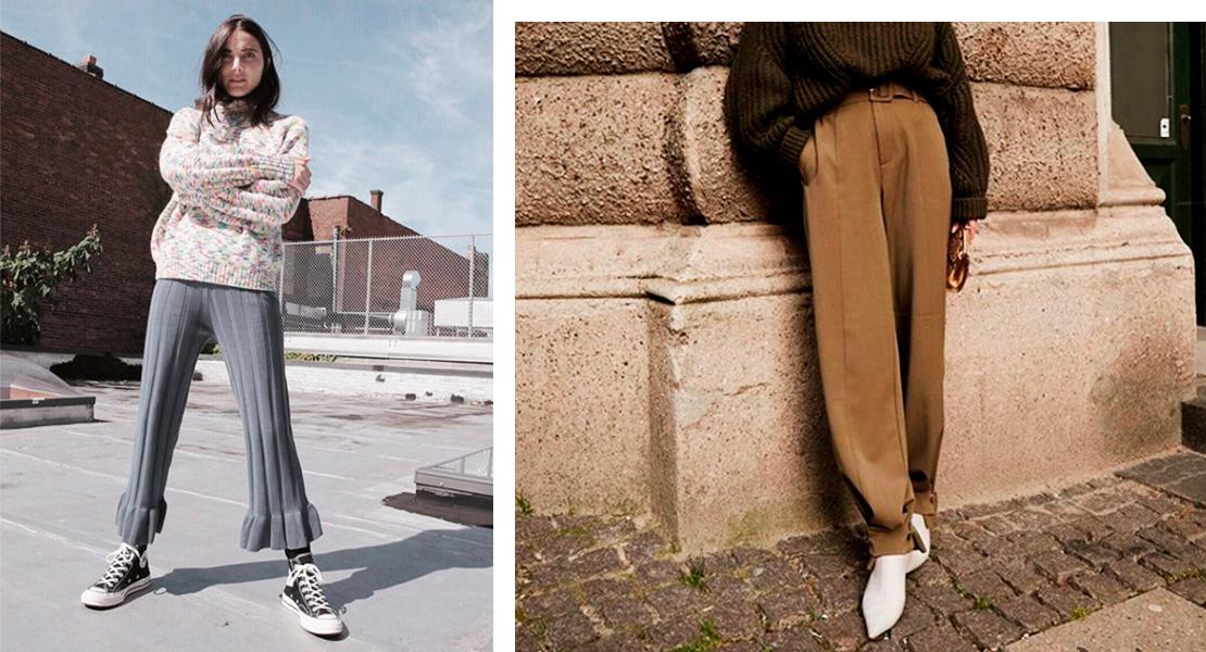 Pantalones de moda invierno 2020   El Corte Inglés
