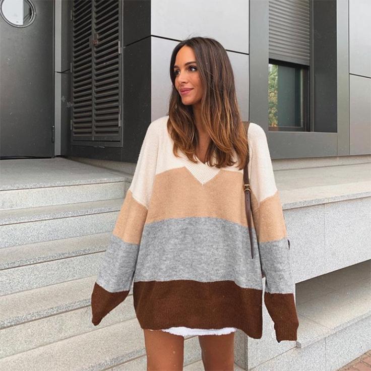 Instagram Rocío Osorno prendas oversize