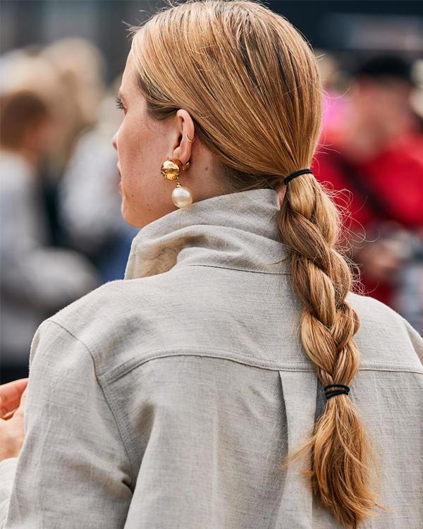 peinados de fiesta the style stalker