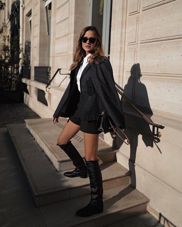 Alex Rivière looks de las semanas de la moda