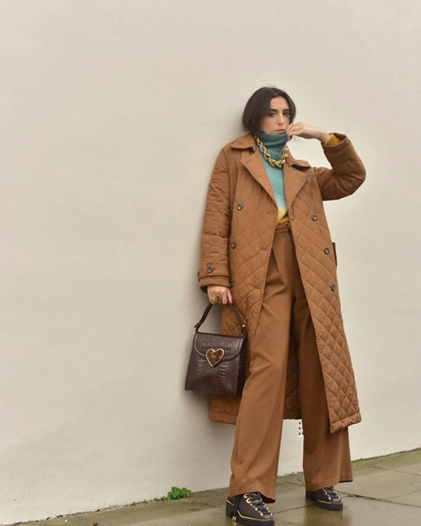 Gabriella Berdugo looks de las semanas de la moda