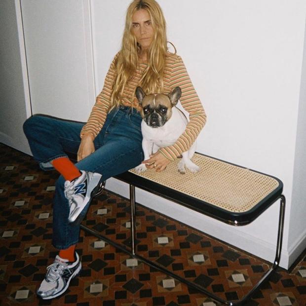 Blanca Miró zapatillas en tendencia 2020