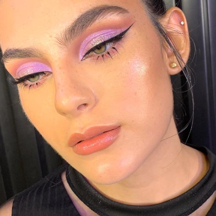 tendencias de maquillaje 2020 pasteles