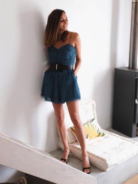 azul clasico