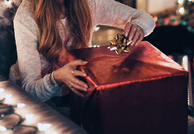lista de deseos regalo