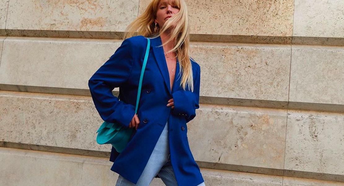 prendas en azul clasico