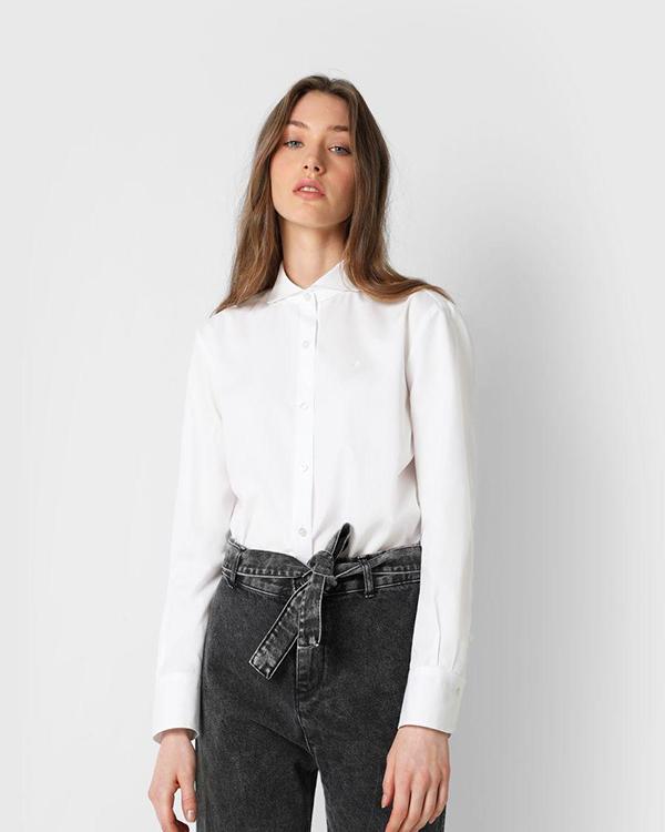 camisa blanca Scalpes