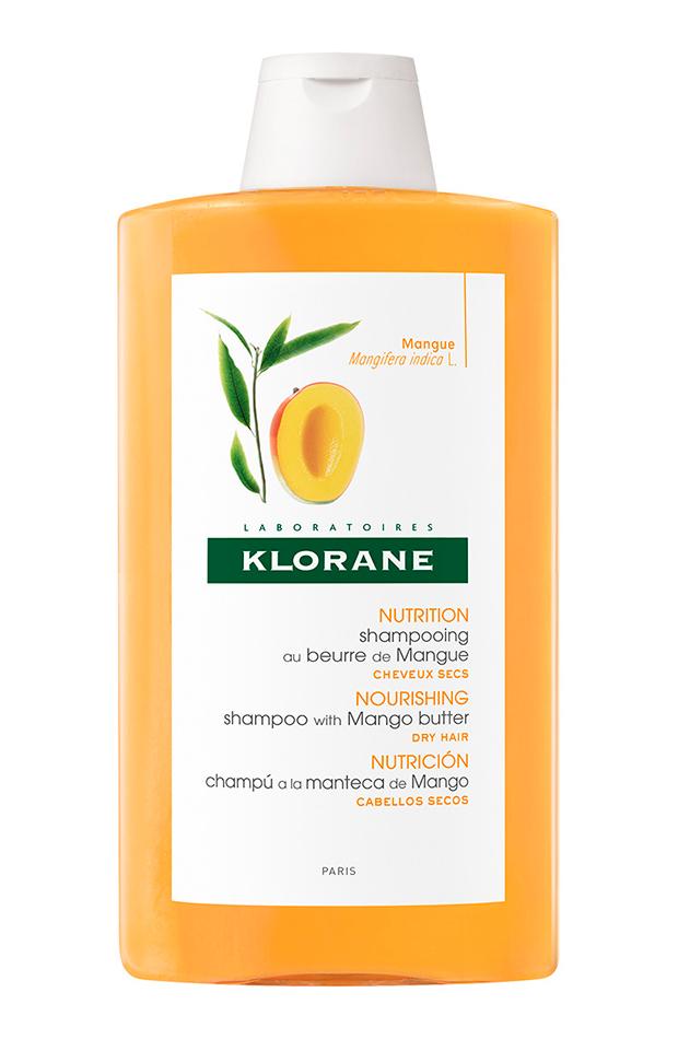 Champú tratante nutritivo a la manteca de Mango de Klorane, disponible en El Corte Inglés