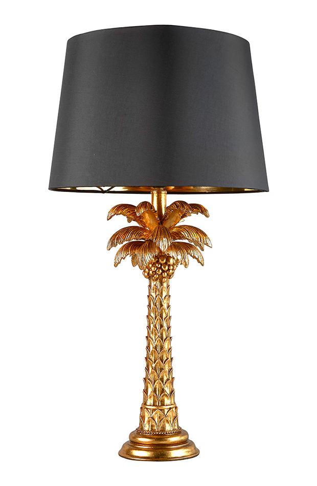 Lámpara de mesa Palm, disponible en El Corte Inglés