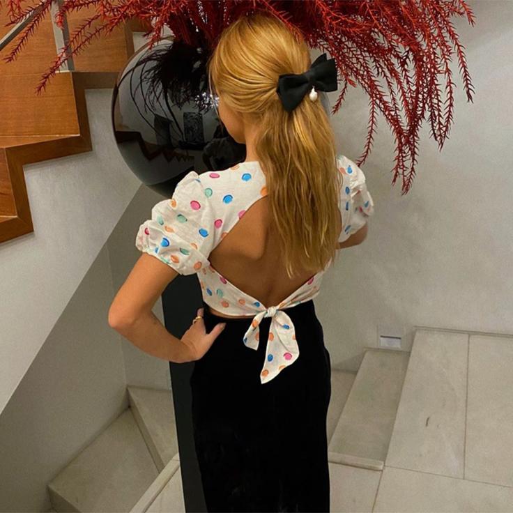 mafalda patricio accesorios para el pelo lazos
