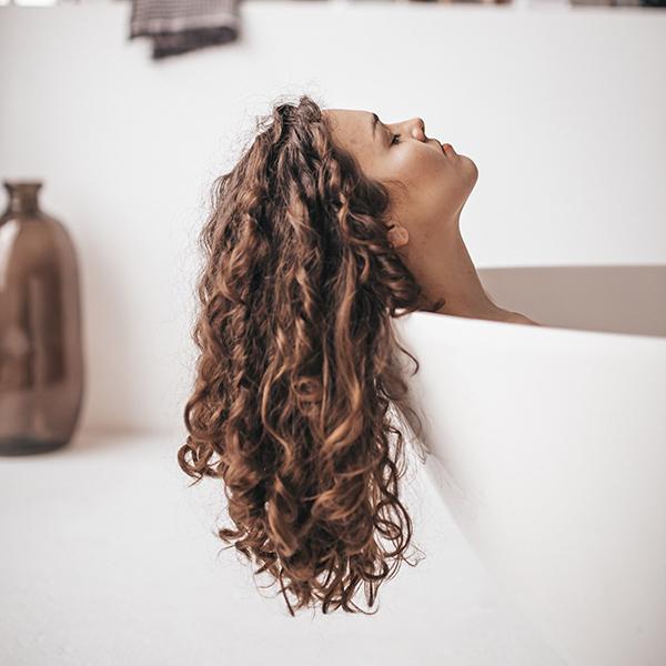 tipos de pelo rizado