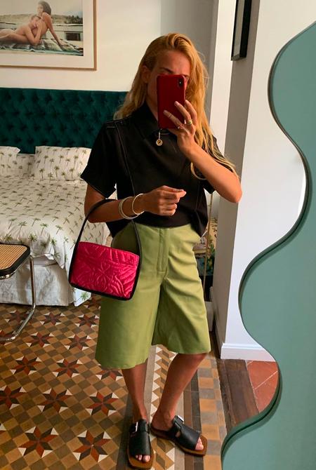 shorts verano Blanca Miró