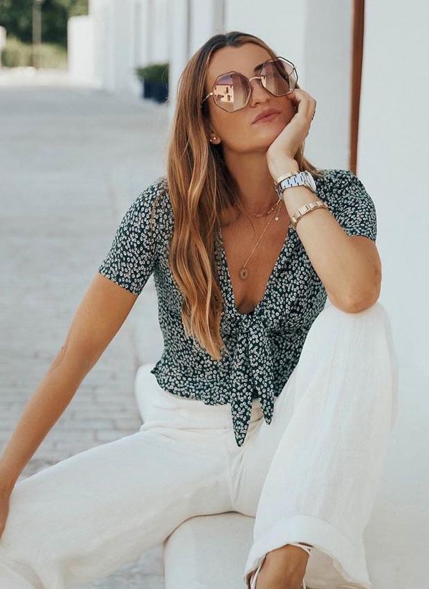 Las blusas tendencia de bartabac