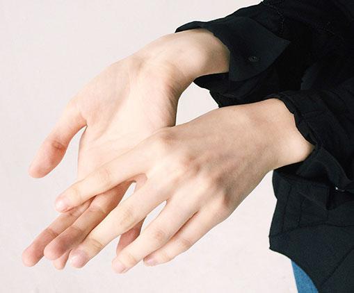 anti manchas manos